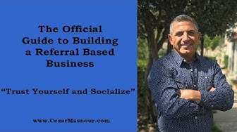 Trust Yourself and Socialize