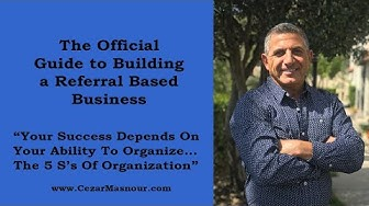 Your Success Depends on Your Ability to Organize