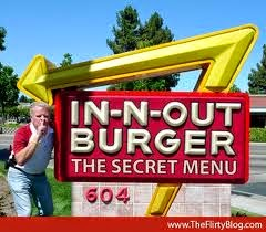 In-N-Out's Secret Menu