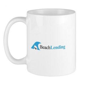 mug with classic logo